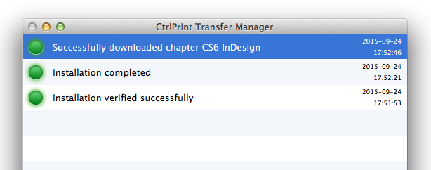 Download Transfer Manager for Mac – CtrlPrint Support